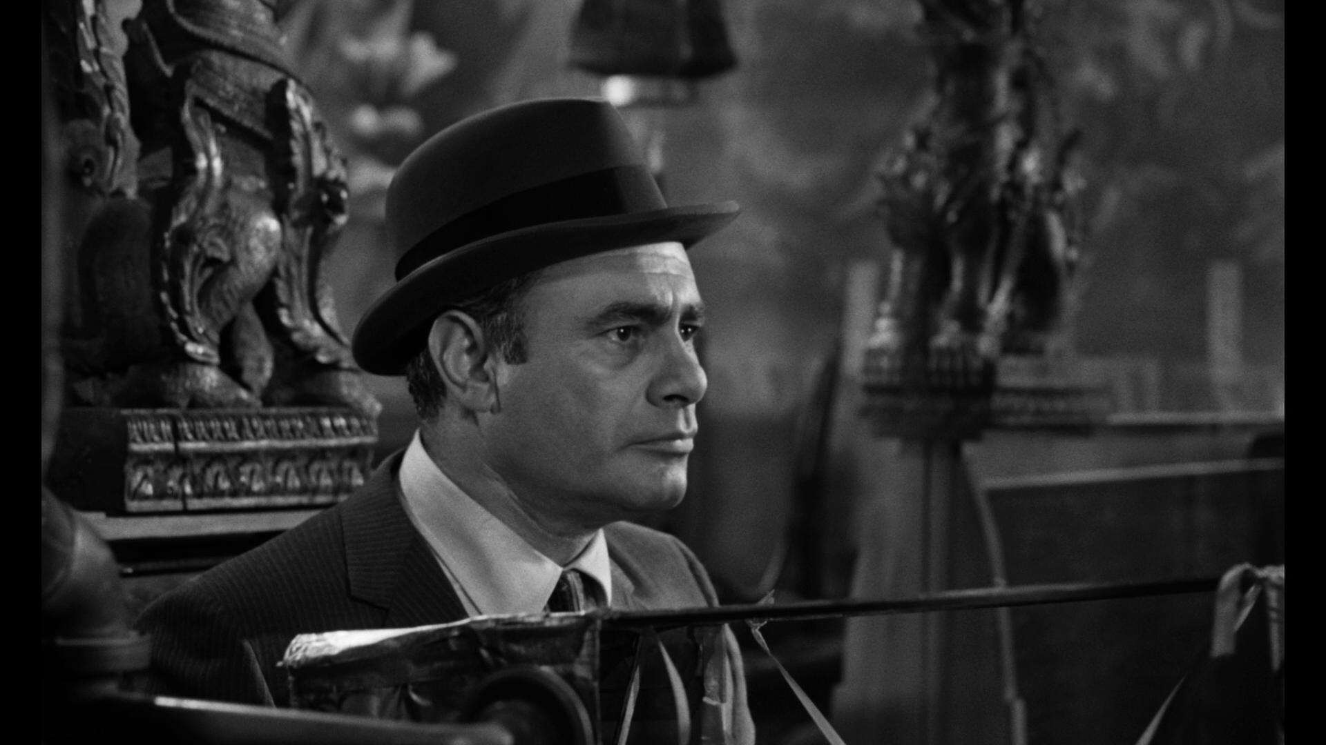 Martin Balsam in A Thousand Clowns (1965)