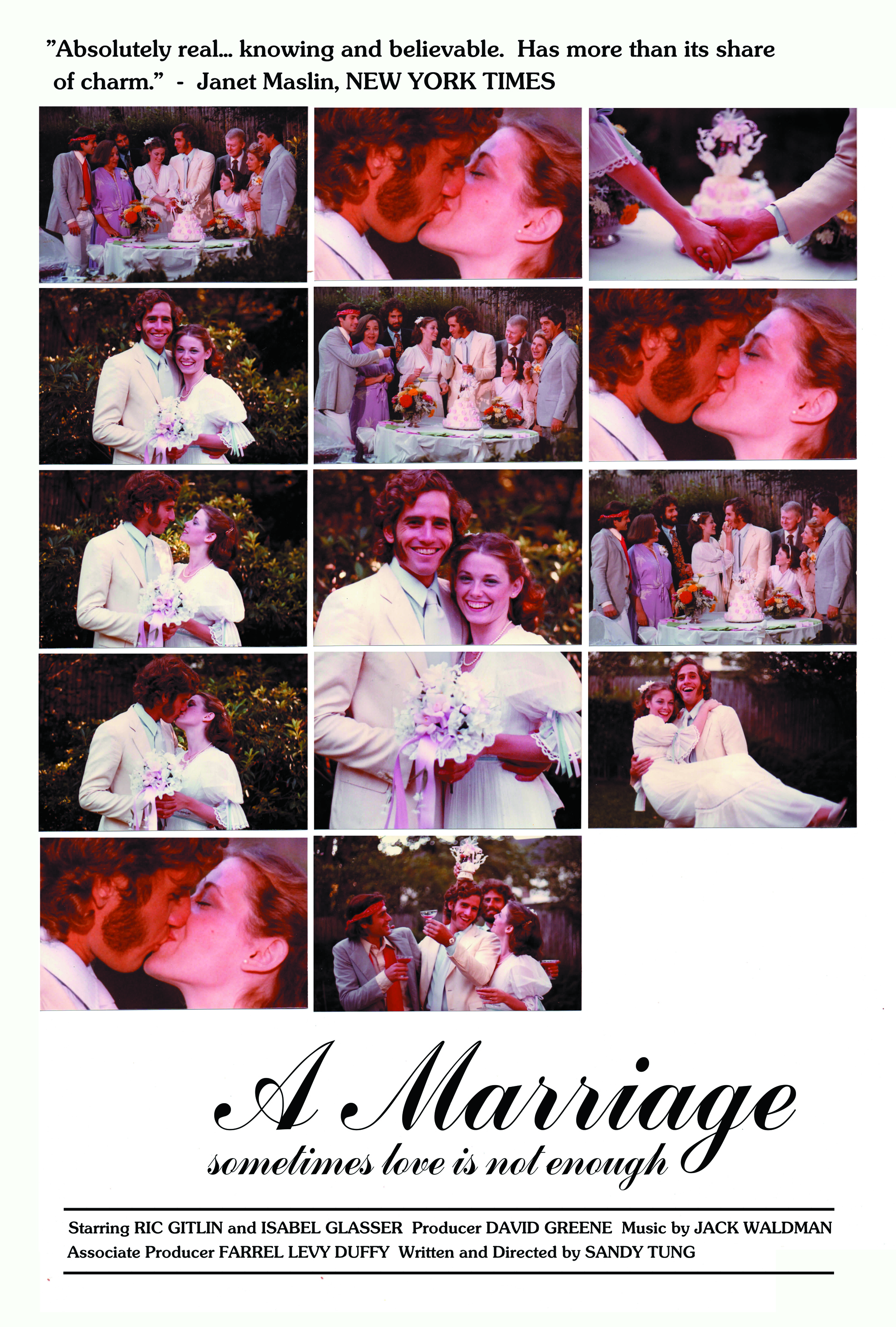 A Marriage ((1983))
