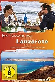 Ein Sommer auf Lanzarote Poster