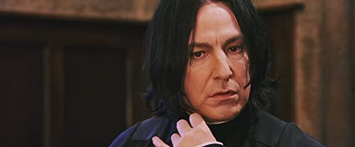 Dates in Movie & TV History: Jan. 9, 1960 - Professor Snape's Birthday