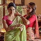 Neha Dhupia and Kiara Advani in Lust Stories (2018)