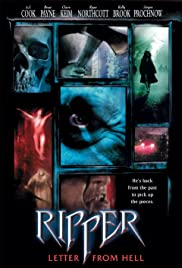 Ripper Poster