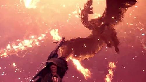 Monster Hunter World: Iceborne: Alatreon Trailer