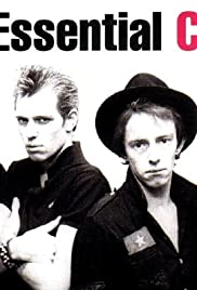 The Essential Clash Poster