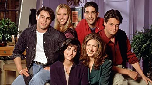 """Who Almost Starred in """"Friends""""?"""