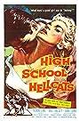 High School Hellcats (1958) Poster