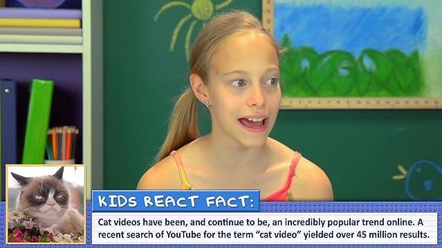 Kids React to Cat Videos (2014)