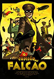 Capitão Falcão Poster