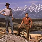 Henry Fonda and James MacArthur in Spencer's Mountain (1963)