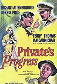 Private's Progress (1956) Poster - Movie Forum, Cast, Reviews