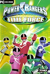 Primary photo for Power Rangers Time Force