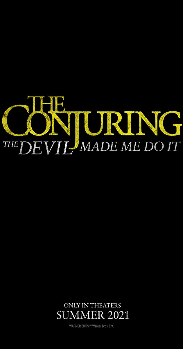 The Conjuring: The Devil Made Me Do It (2021) - News - IMDb