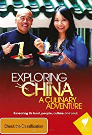 Exploring China: A Culinary Adventure Poster