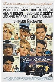 The Yellow Rolls-Royce (1964) filme kostenlos