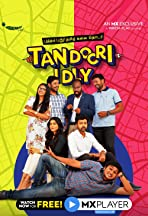 Tandoori Idly