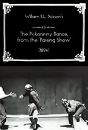 The Pickaninny Dance, from the 'Passing Show' Poster