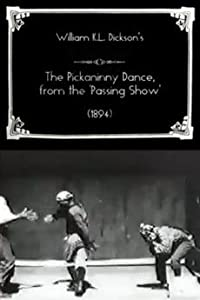 The Pickaninny Dance, from the 'Passing Show'