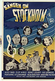 Song of Stockholm Poster