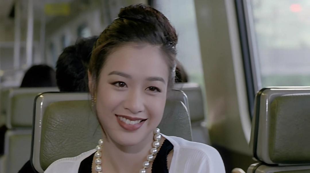 Christy Chung in Pan ni qing yuan (1995)