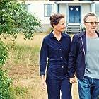 Tim Roth and Vicky Krieps in Bergman Island (2021)