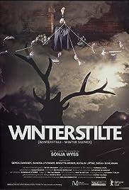 Winterstilte Poster