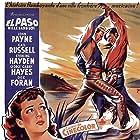 Sterling Hayden, John Payne, and Gail Russell in El Paso (1949)