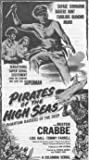 Pirates of the High Seas (1950) Poster