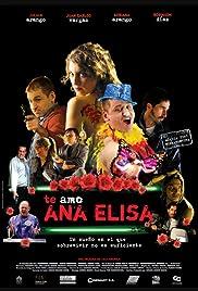 Adiós, Ana Elisa Poster