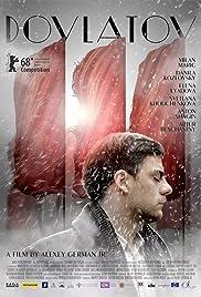 Dovlatov Poster