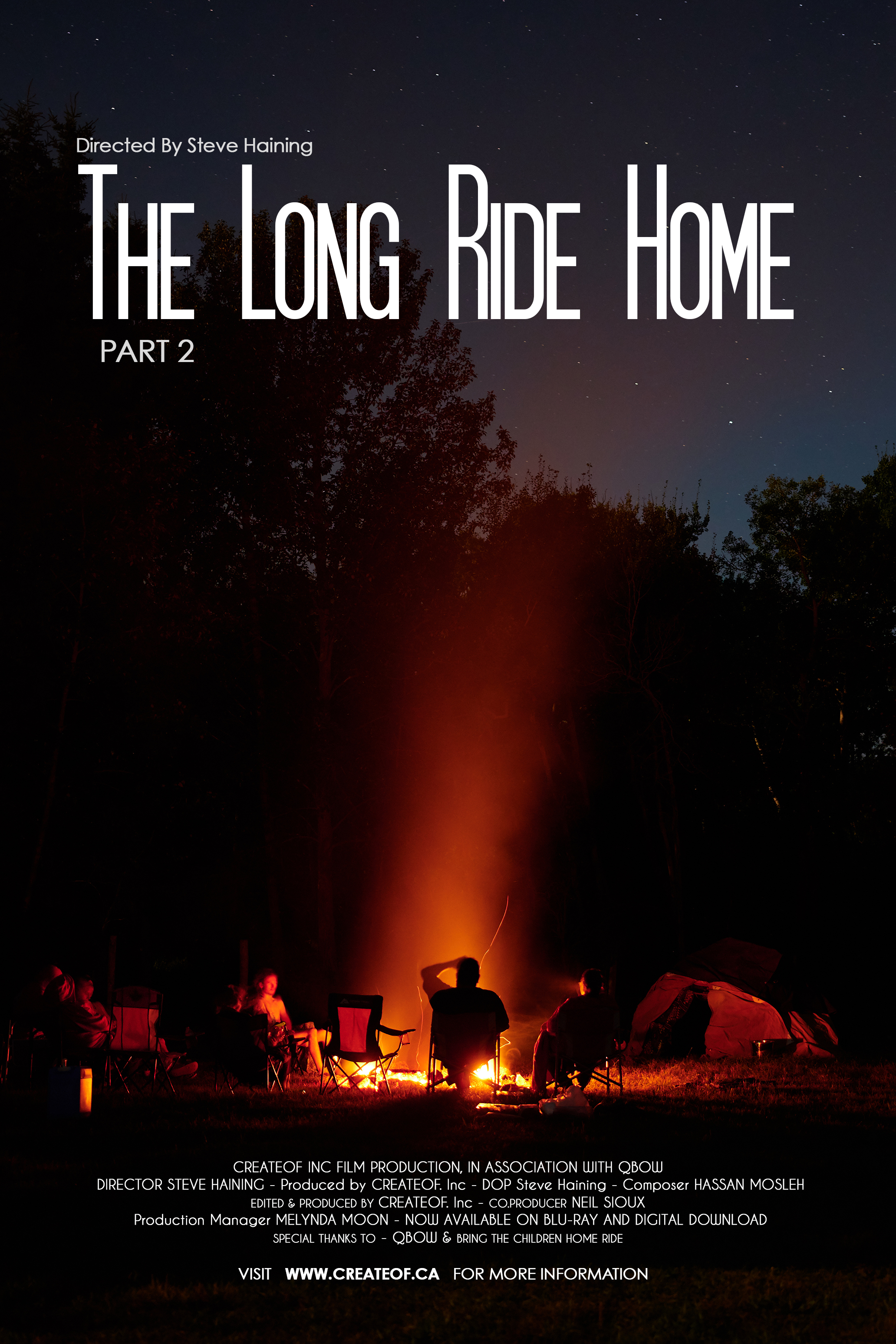 The Long Ride Home: Part 2 (2021)