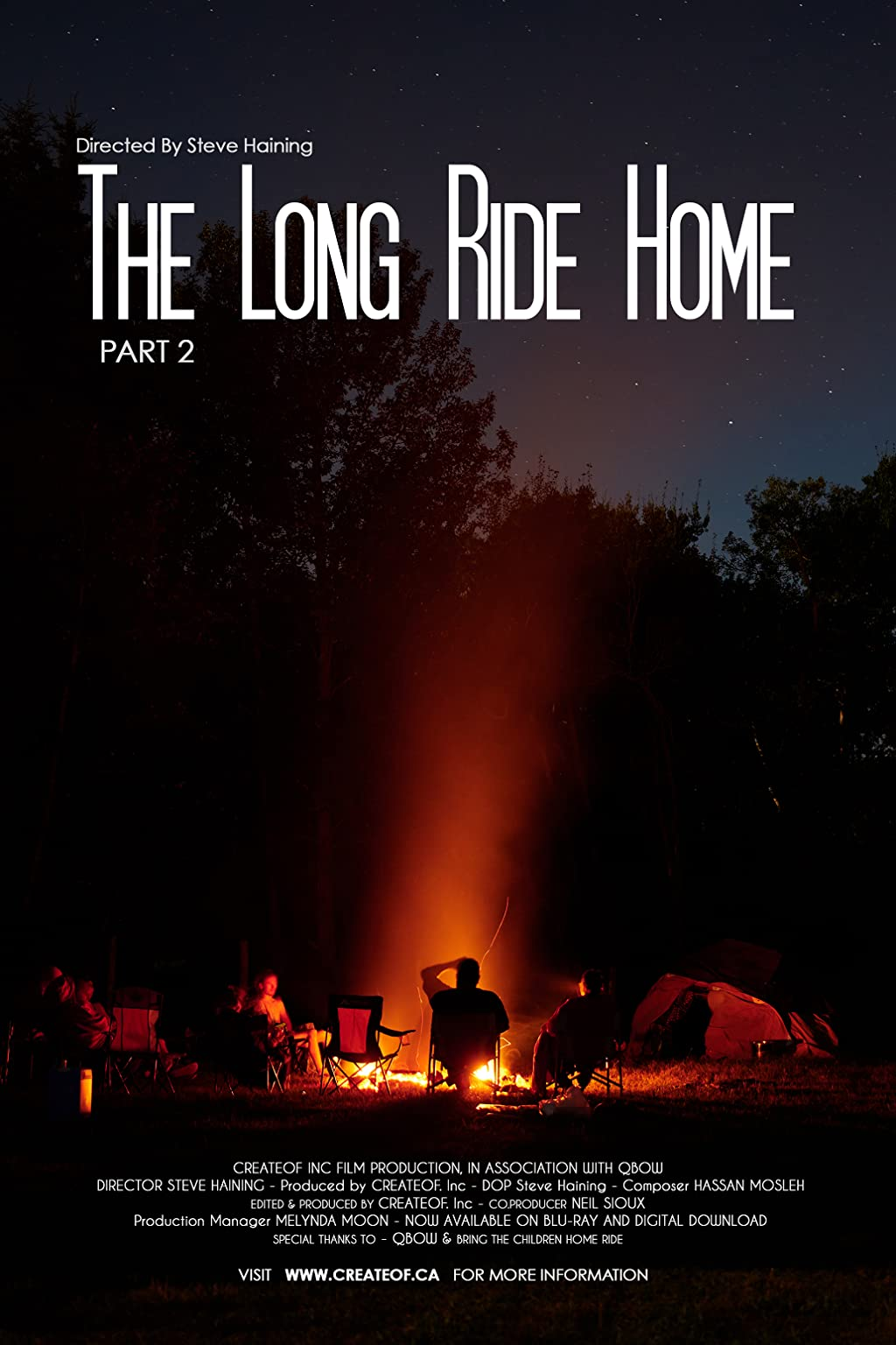 Poster The Long Ride Home - Part 2