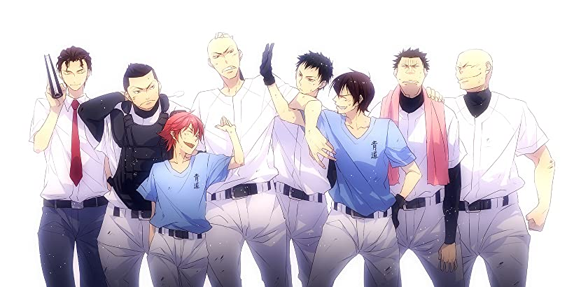 Diamond No Ace 2013 2016