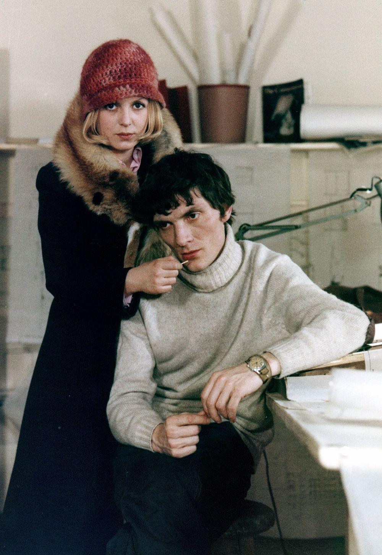 Gabriela Kownacka and Wieslaw Wójcik in Ciuciubabka (1977)