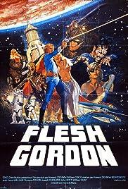 Flesh Gordon Poster