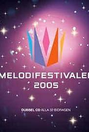 Melodifestivalen 2005 Poster