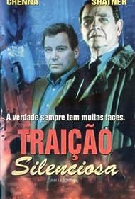 William Shatner and Richard Crenna in Janek: The Silent Betrayal (1994)