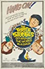 The Three Stooges Go Around the World in a Daze (1963) Poster