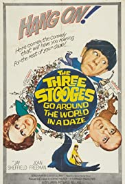 The Three Stooges Go Around the World in a Daze (1963) 1080p
