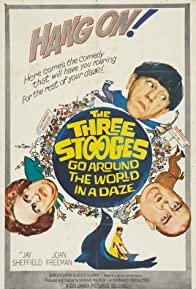 Primary photo for The Three Stooges Go Around the World in a Daze