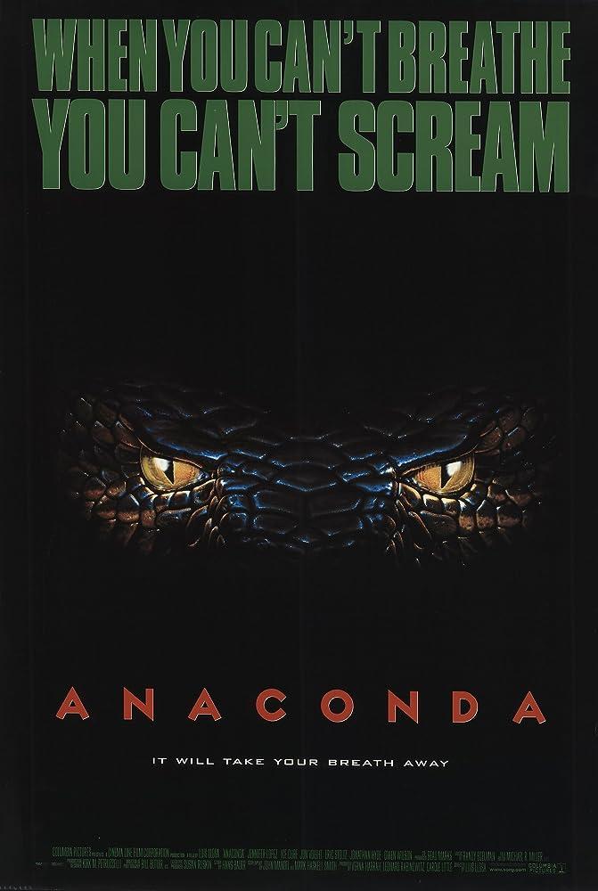 Poster film Anaconda.