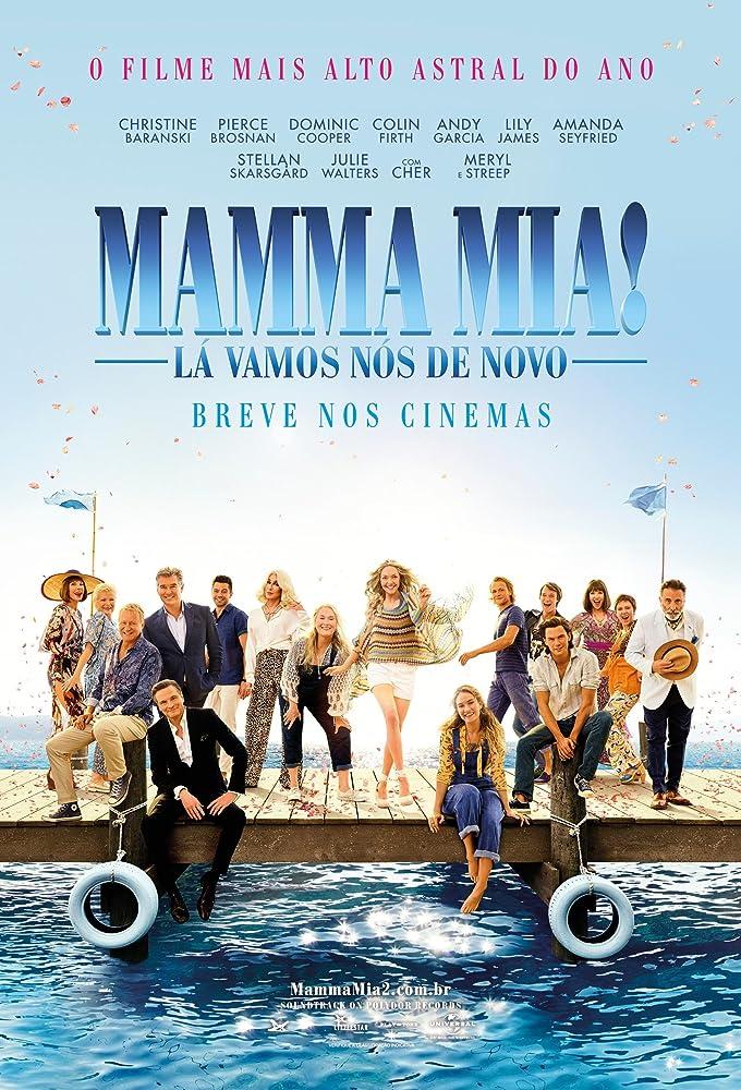 Mamma Mia Here We Go Again (2018) Hindi Dubbed 720p HDRIp Esusb DL