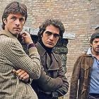 Pierfrancesco Favino, Kim Rossi Stuart, and Claudio Santamaria in Romanzo criminale (2005)