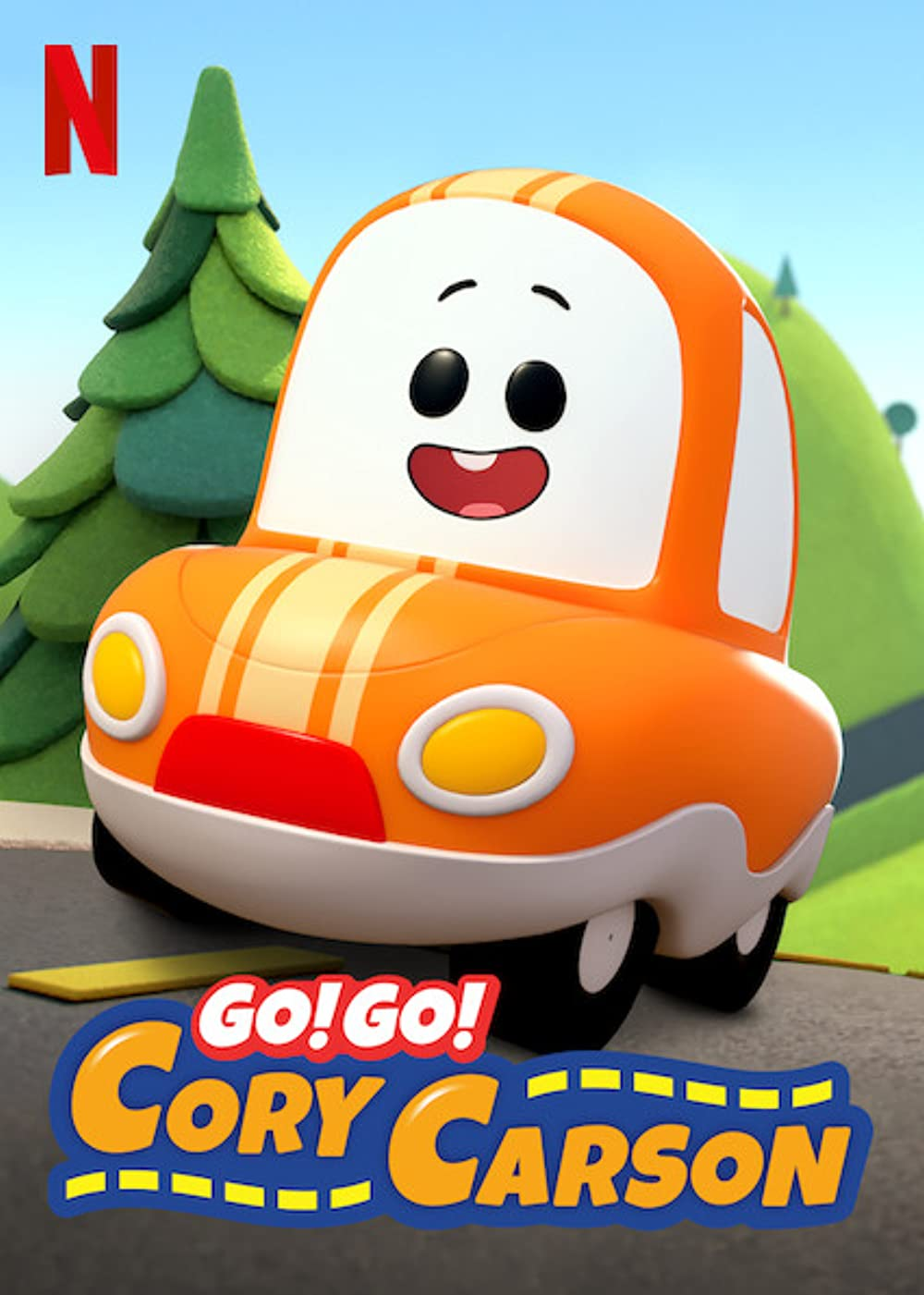 Go! Go! Cory Carson (2021) S06 480p HDRip Complete Hindi Dubbed NF Series [600MB]