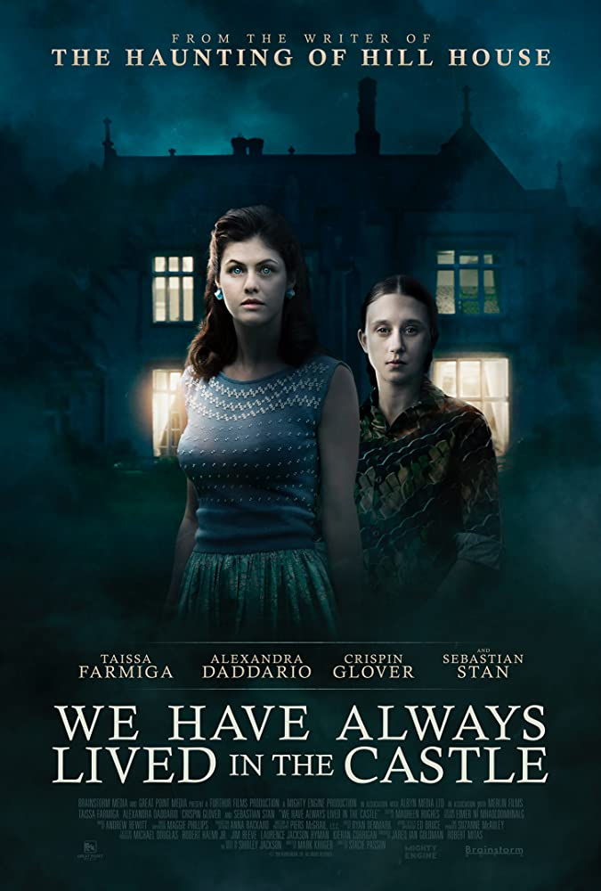 Watch We Have Always Lived in the Castle (2018) Full Movies HD Online For Free.
