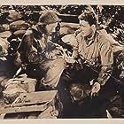 Lloyd Nolan and Robert Walker in Bataan (1943)