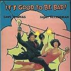 Sally Kellerman and Dave Thomas in Boris and Natasha (1992)