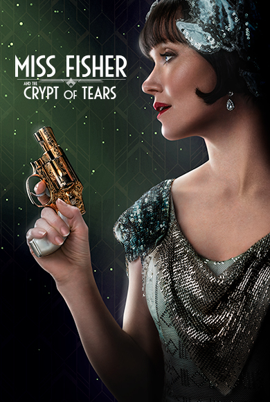 Essie Davis in Miss Fisher & the Crypt of Tears (2020)