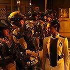Anna Popplewell, Thom Green, and Enisha Brewster in Halo 4: Forward Unto Dawn (2012)