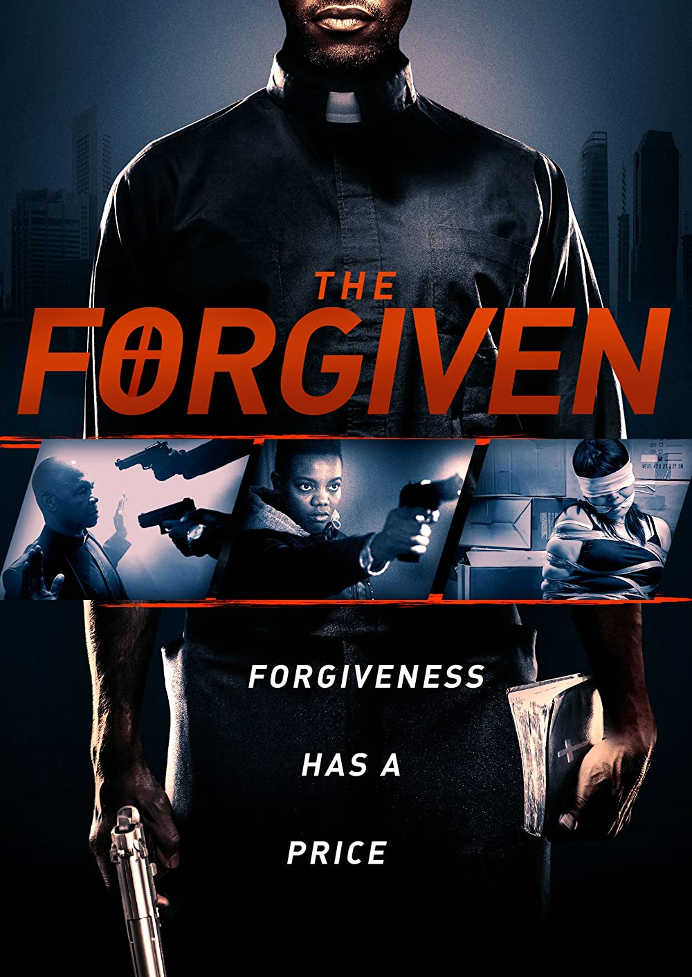 The Forgiven 2016 Hindi Dual Audio 330MB HDRip Download