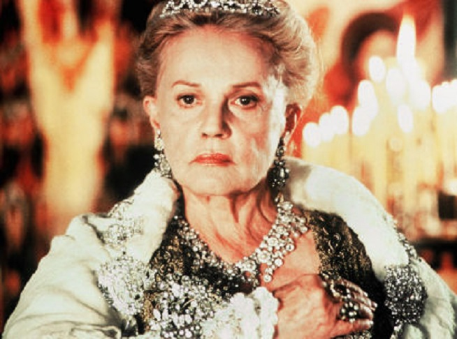 Jeanne Moreau in Catherine the Great (1995)